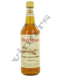 River Queen Scotch Whisky