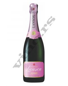 Lanson Rose Label Brut Champagne