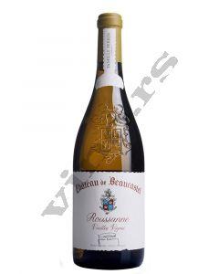Chateau Beaucastel Roussanne Vieilles Vignes Chateauneuf Pape Blanc 2019