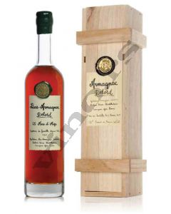 Bas-Amagnac 25 Ans Wooden Box