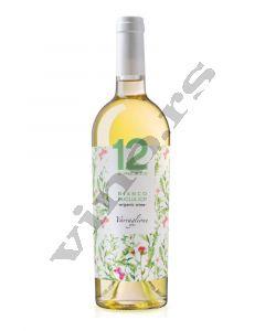 Varvaglione Vigne  12 e Mezzo Bianco di Puglia organic