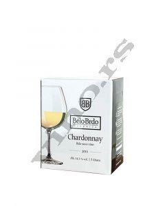 Belo Brdo Bag in Box - Chardonnay