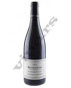 "Vincent Girardin Bourgogne ""Cuvee St.Vincent"" Pinot noir"