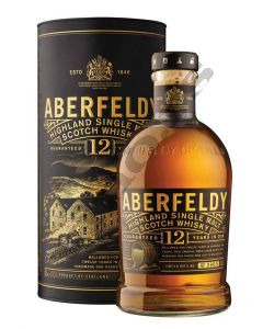 Aberfeldy 12YO Highland Single Malt 0,7 l