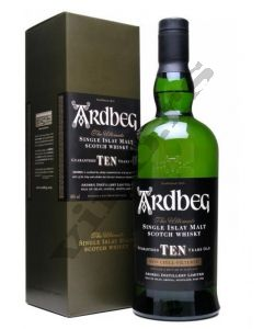 Ardbeg 10 YO Islay Single Malt  0,7 l