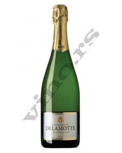 """Delamotte """"Depuis 1760"""" Brut Champagne"""