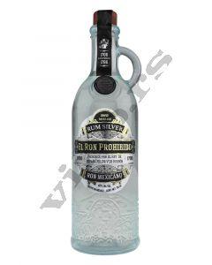El Ron Prohibido Silver Mexican Rum