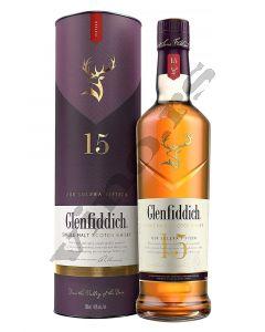 Glenfiddich Single Malt 15 YO