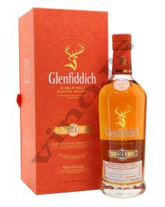 Glenfiddich Single Malt 21 YO