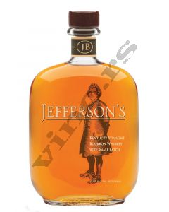 Jafferson's Very Small Batch Bourbon