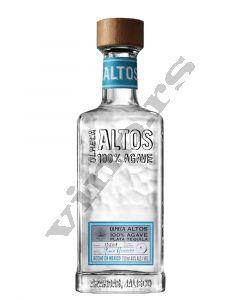 Olmeca Altos Plata Tequila 0,7 l