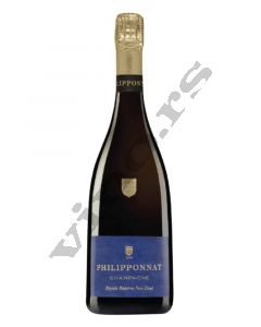 "Philipponnat Royal Reserve ""Non Dose"" Brut Champagne"