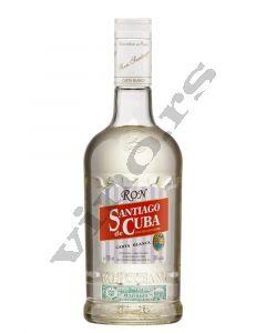 Ron Santiago de Cuba Carta Blanca 0,7 l