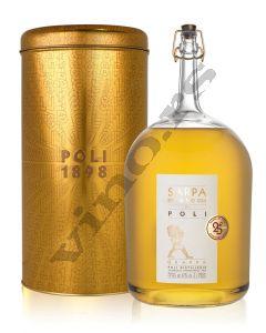 """Poli Distillerie """"Sarpa Oro di Poli Big Mama"""" Grappa"""