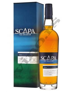 Scapa Skiren Malt Scotch Whisky u kutiji