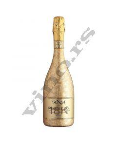 Sensi 18k gold Brut Prosecco