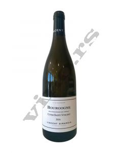 "Vincent Girardin Bourgogne ""Cuvee St.Vincent"" Chardonnay"
