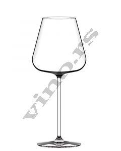 Italesse čaša za champagne Etoile Noir (crystalline) 480 cc