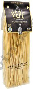 Pepe Spaghetti, Pasta di Gragnano IPG