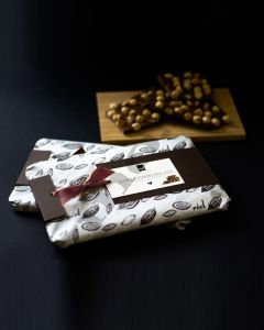 Reel Tamna čokolada sa lešnikom 350g poklon