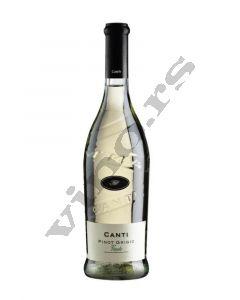 Fratelli Martini Canti Pinot Grigio