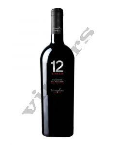 Varvaglione Vigne  12 e Mezzo Primitivo del Salento