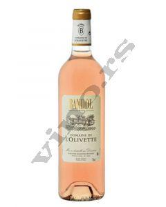 Domaine de l'Olivette Rose Bandol