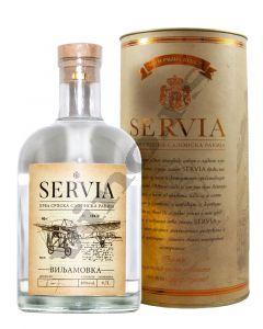 Servia Rakija od Viljamovke