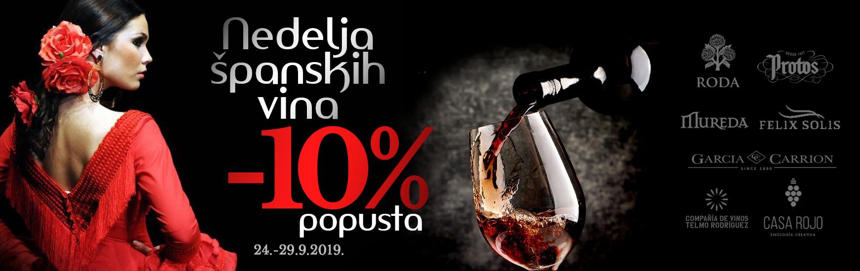 Vina iz Spanije